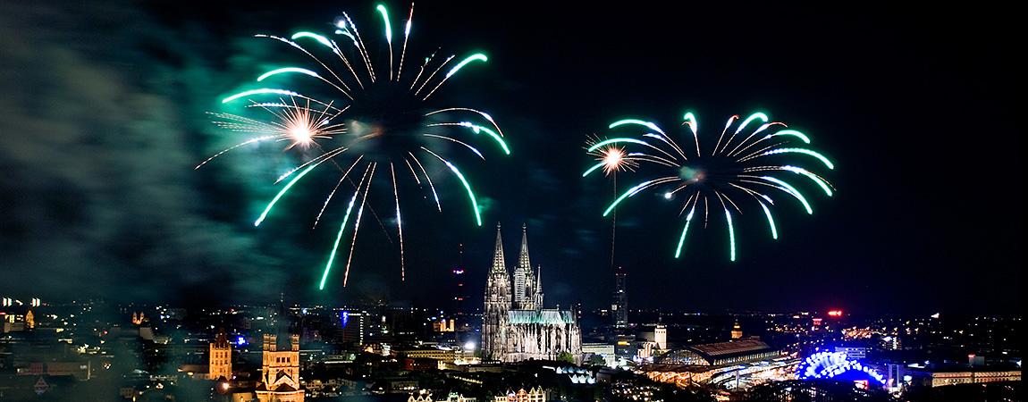 Silvester Köln